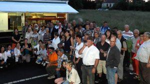 Accents bretons dans le village de Devèze