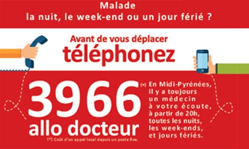 3966 - Allo docteur