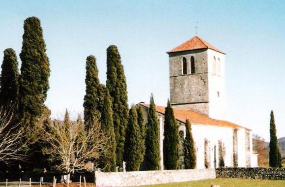 La basilique Saint-Just de Valcabrère